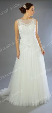 svatební-šaty-S17247 - Svatební salon Plzeň Kaznějov