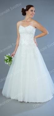 svatební-šaty-S17256 - Svatební salon Plzeň Kaznějov