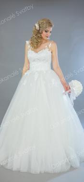 svatební-šaty-S17262 - Svatební salon Plzeň Kaznějov