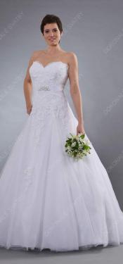 svatební-šaty-S15166 - Svatební salon Plzeň Kaznějov