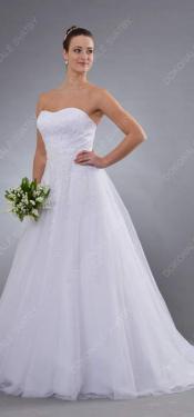 svatební-šaty-S16184 - Svatební salon Plzeň Kaznějov