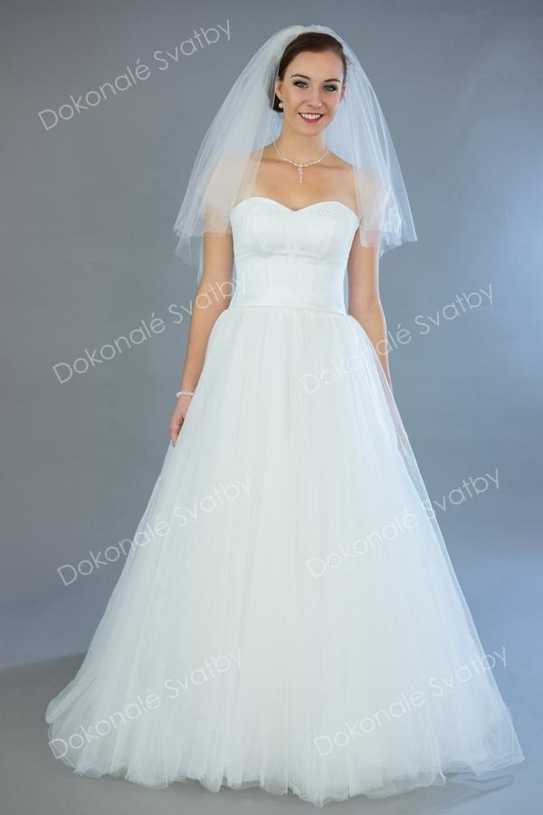 svatební-šaty-S17258 - Svatební salon Plzeň Kaznějov