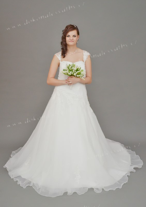 svatební-šaty-S14152 - Svatební salon Plzeň Kaznějov