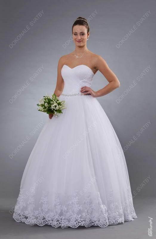 svatební-šaty-S15177 - Svatební salon Plzeň Kaznějov