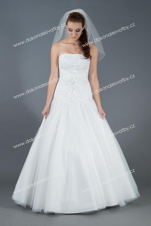 svatební-šaty-S16183 - Svatební salon Plzeň Kaznějov
