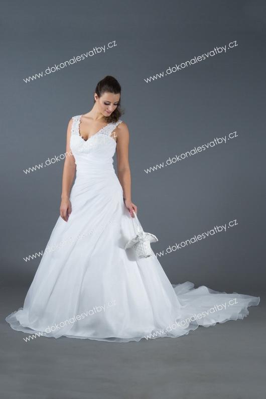 svatební-šaty-S16211 - Svatební salon Plzeň Kaznějov