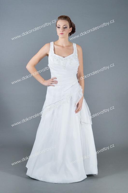 svatební-šaty-S16217 - Svatební salon Plzeň Kaznějov