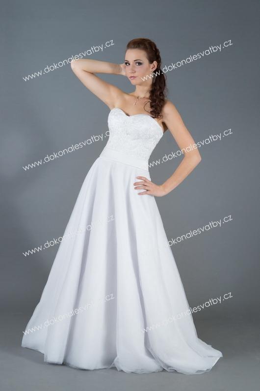 svatební-šaty-S16235 - Svatební salon Plzeň Kaznějov