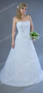 svatební-šaty-S12108 - Svatební salon Plzeň Kaznějov