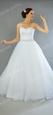 svatební-šaty-S17249 - Svatební salon Plzeň Kaznějov